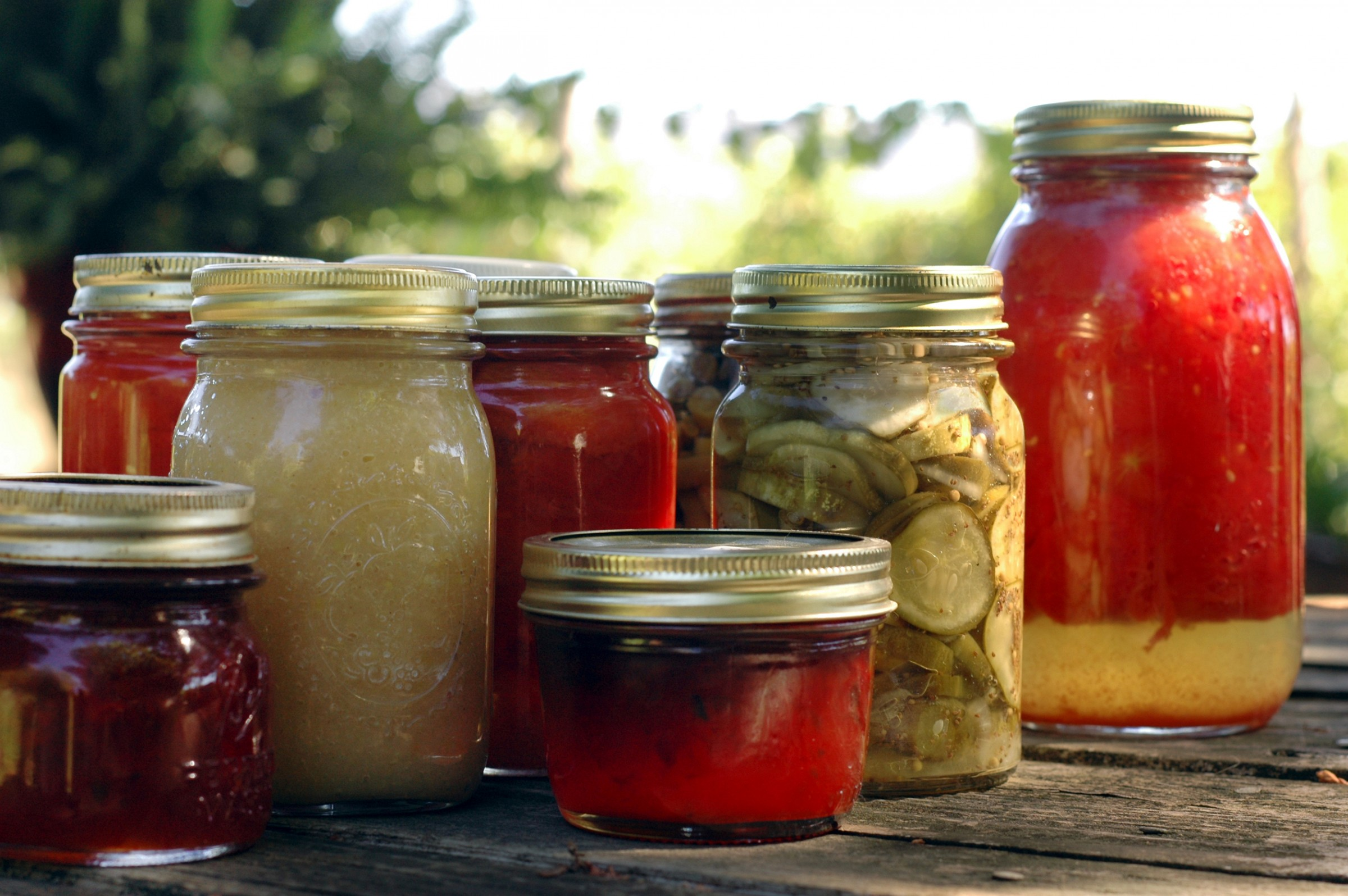 Home food preservationrecipes marinette county homemade preserves forumfinder Choice Image
